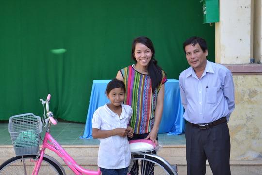RPS Board Member Luu Phan in Vietnam