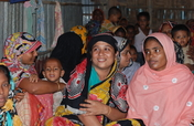 Support HOPE's Mothers' Clubs in Bangladesh