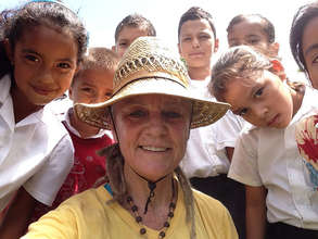 Selfie with the kids