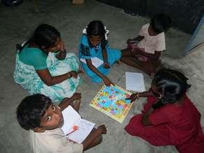 Learning Center - Seniors