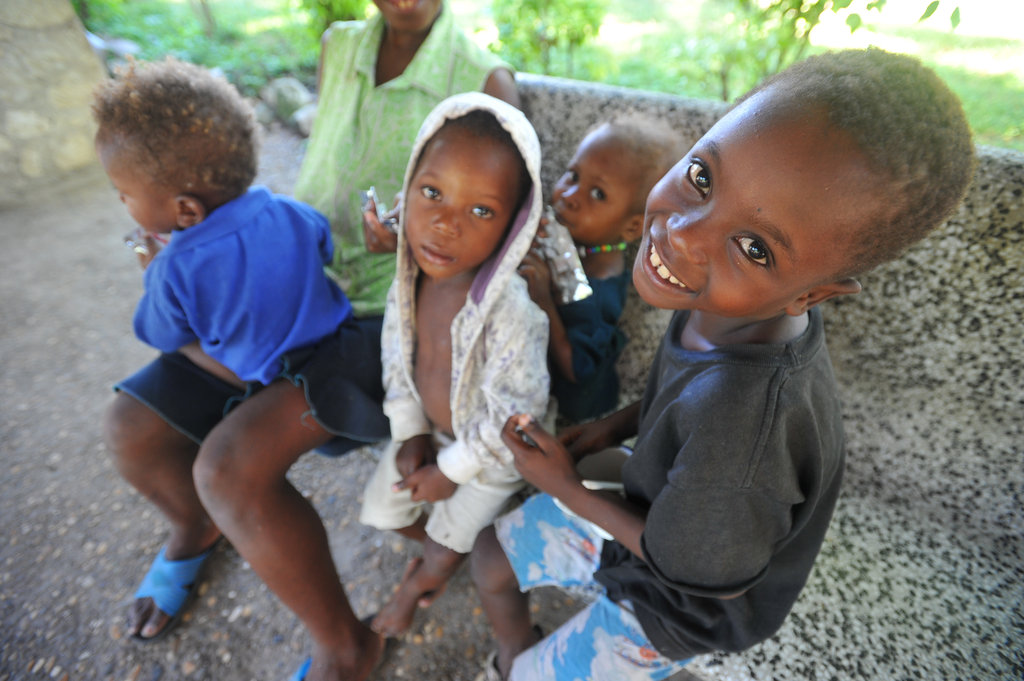 Bringing Healthcare to Mothers in Haiti