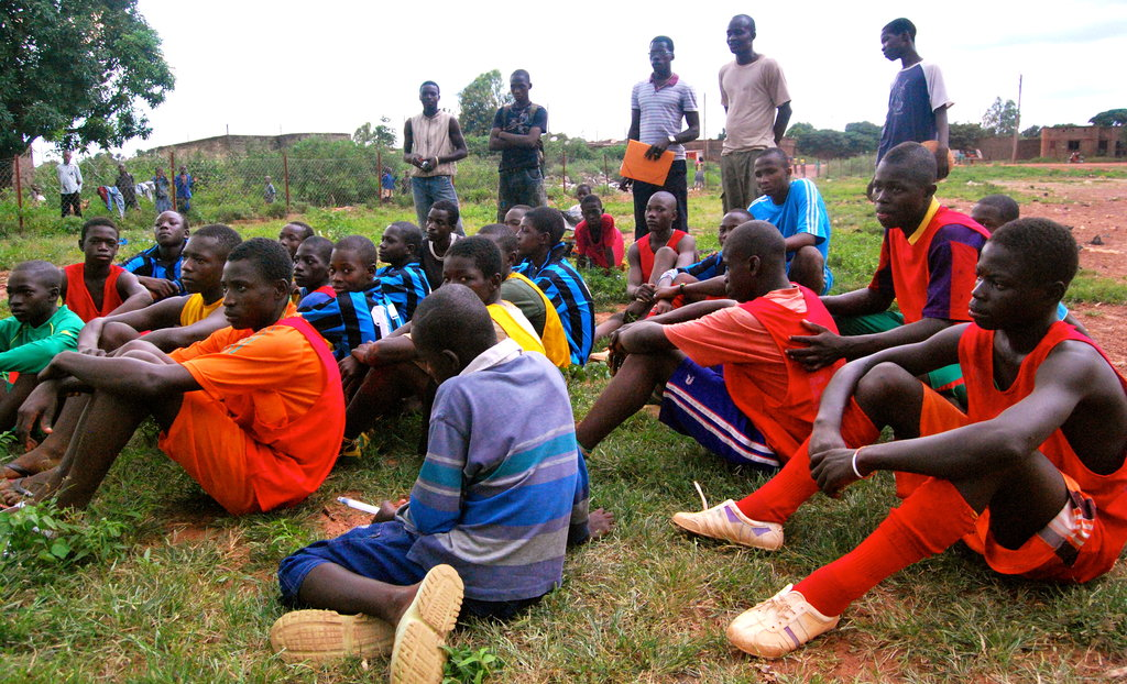 Change the lives of 60 street boys in Burkina Faso