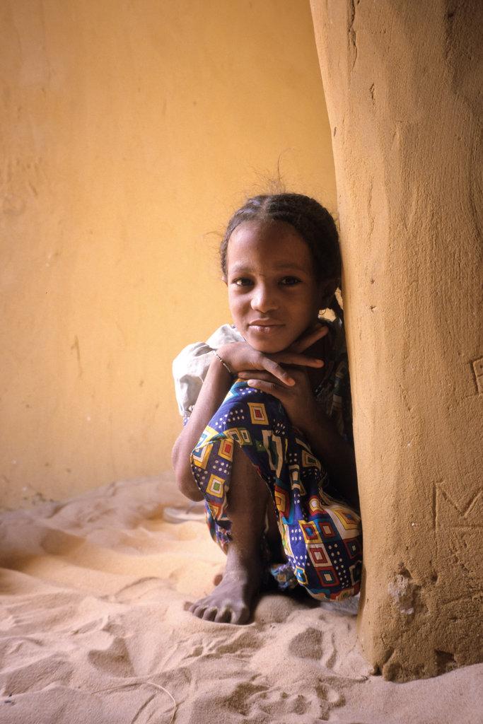 Educate Timbuktu Refugee Children in Burkina Faso