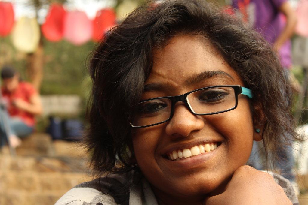 Send Mumbai Red-Light Area Girl to US University!