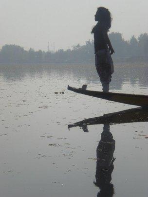 Me in Kashmir