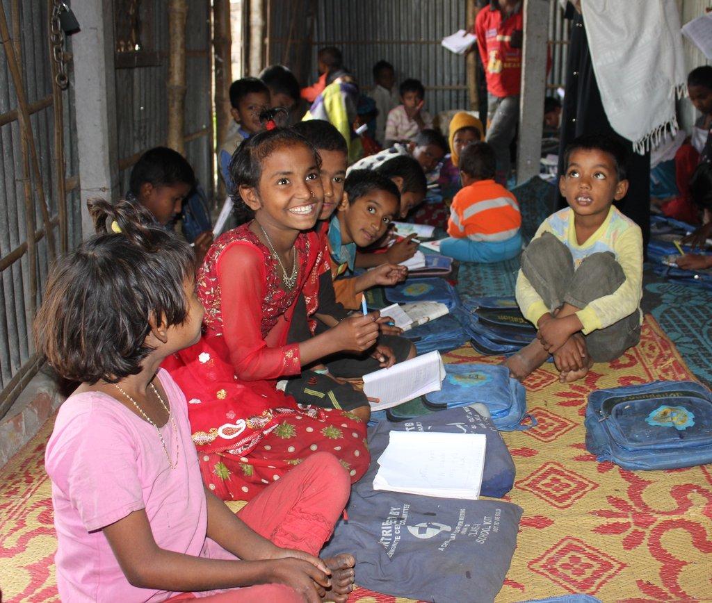 Transform 80 children's lives on Dhaka's dumpsites