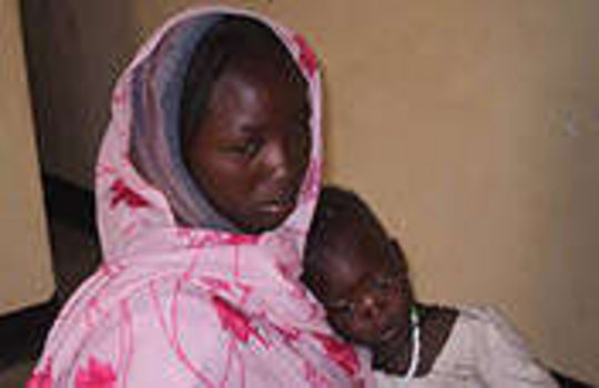 Help Improve Health of Mothers & Children, Darfur