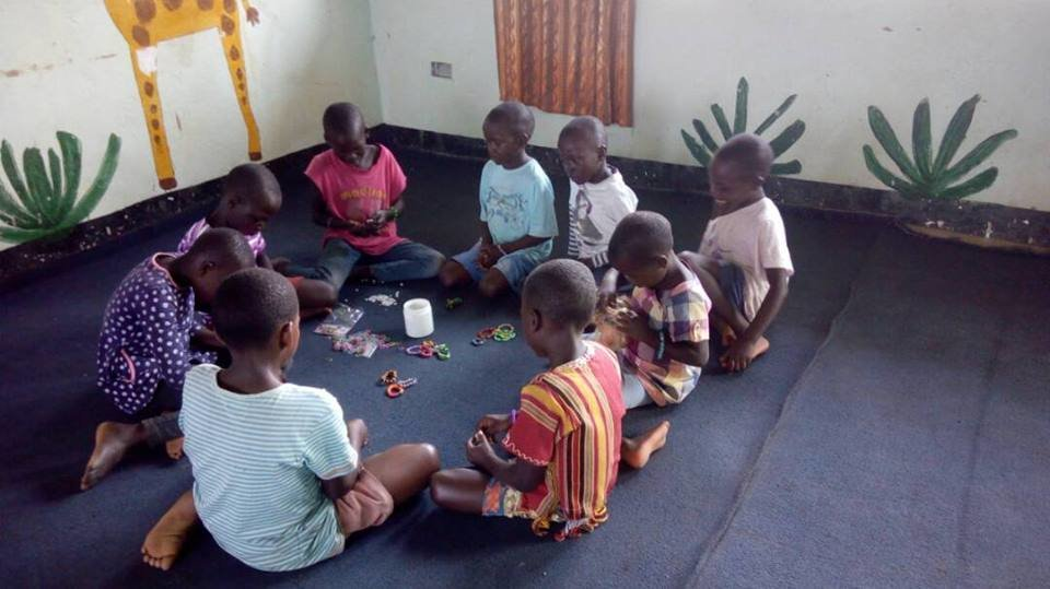 Stopping child abandonment in Uganda