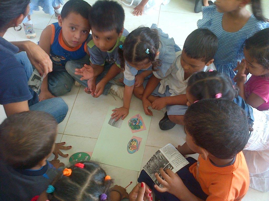 Help 1200 vulnerable children in rural Colombia