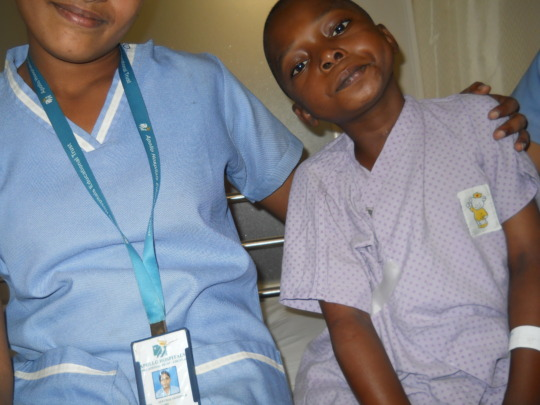 #1: Kevin in hospital Chennai_India