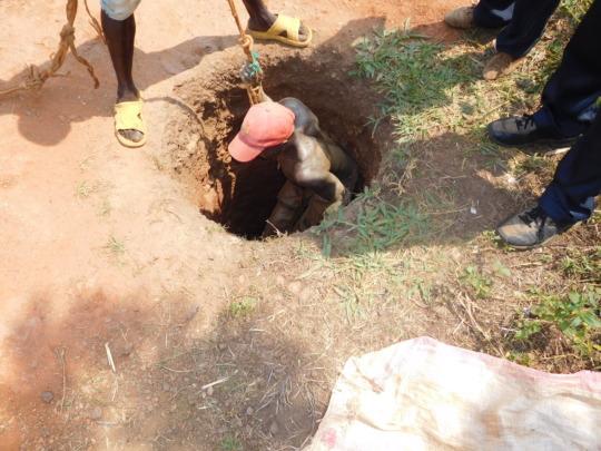 #6: Digging a Well at Iwacu Kazoza School