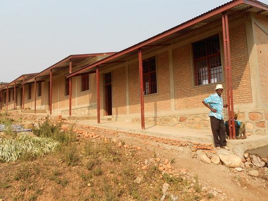 Iwacu Kazoza School_Frontside