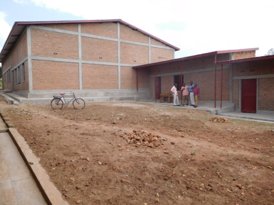 #5: Orphanage underconstruction