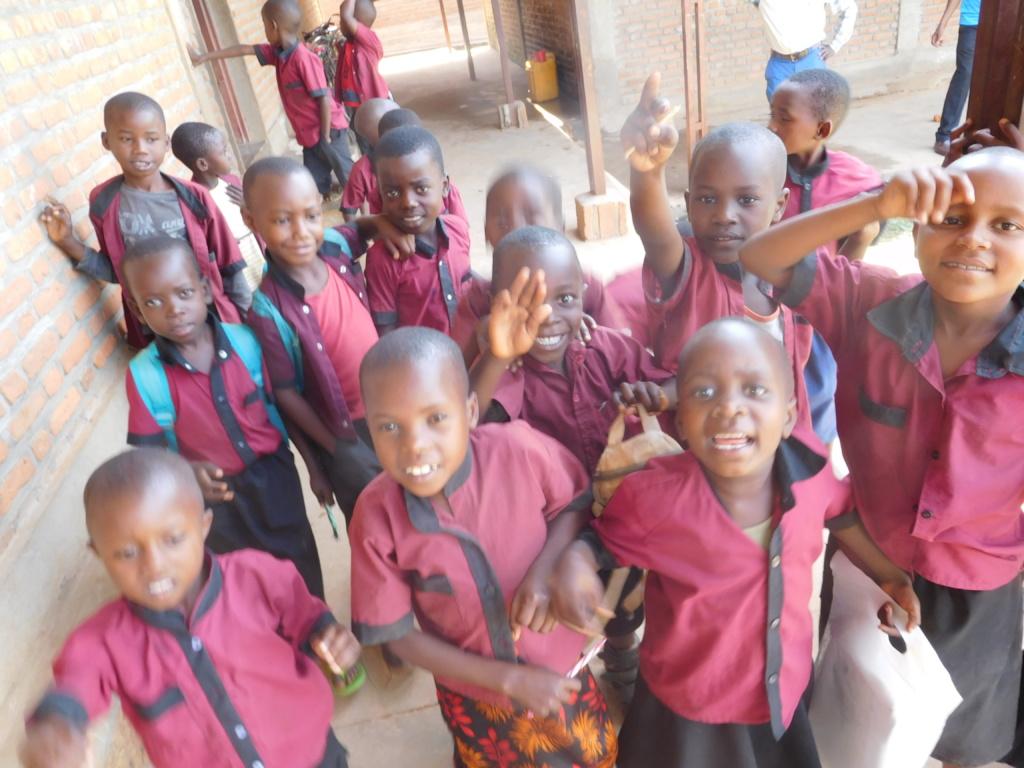 #2: Students enjoying school life