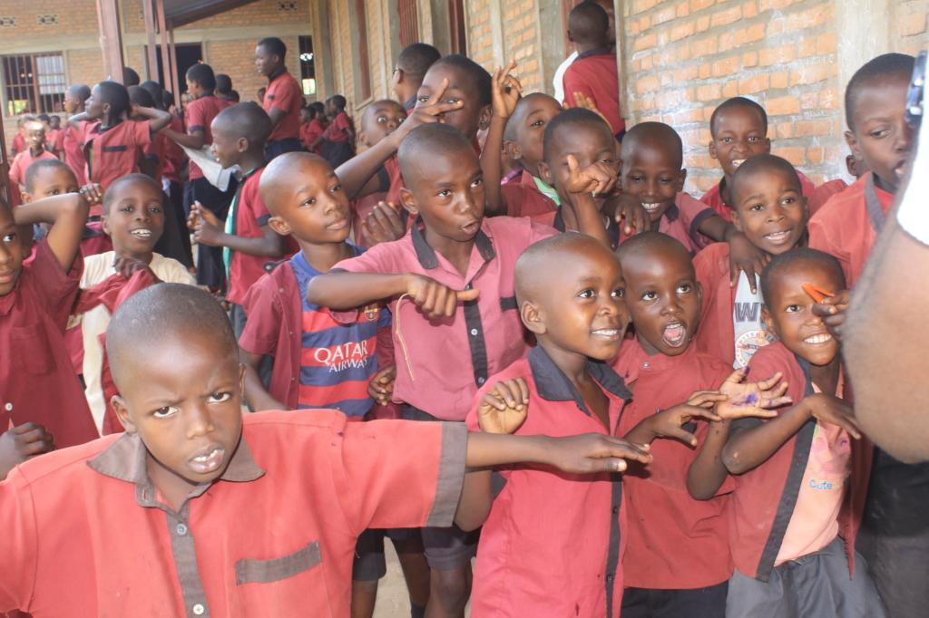#6: Students of Iwacu Kazoza School