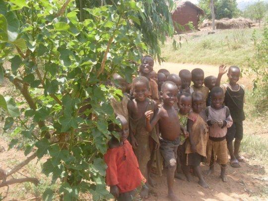 #3: Underprivileged children who need your help