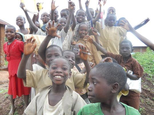Providing Education to 450 Children in Ruhagarika