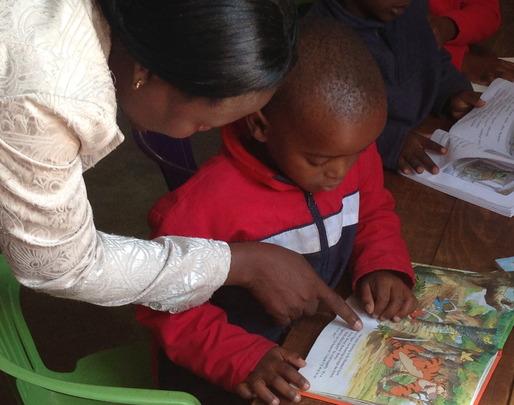 Inspiring a love of reading