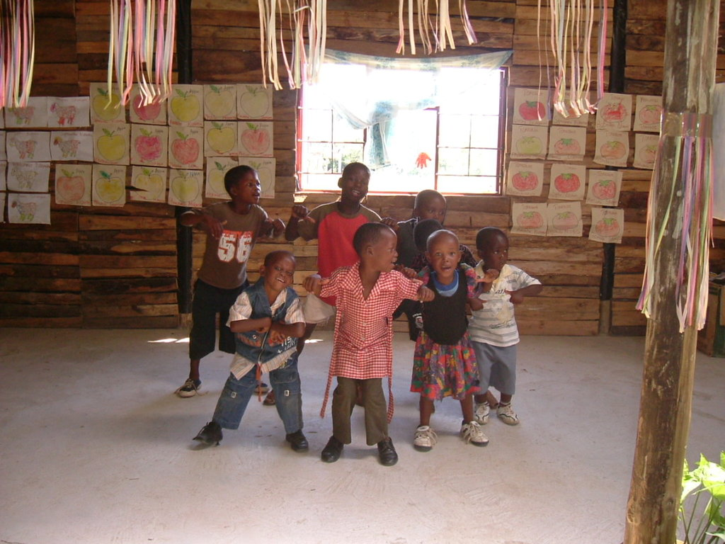 Promote a love of reading in rural Swaziland