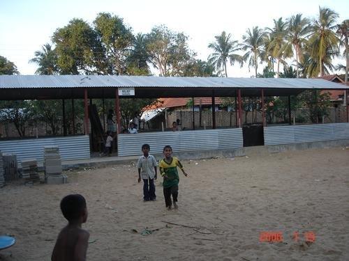 Reconstructing Schools for Sri Lankan Youth
