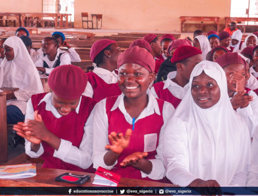 Smile of Hope; that youths can reach their goals