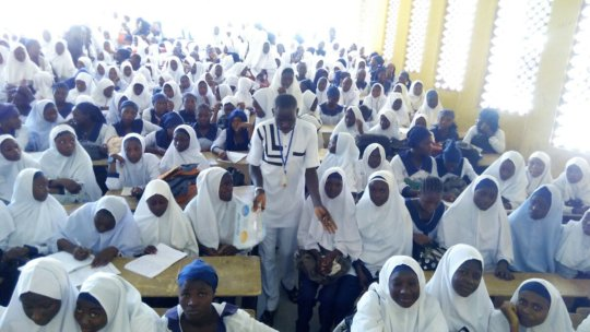 Outreach for Girls in School, Niger State