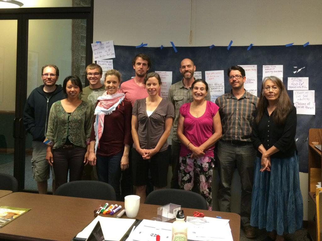 Village Earth Community Mobilization Training