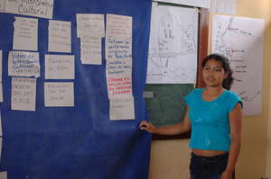 Training of Trainers in Peru