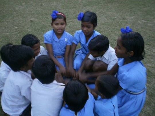 Will an Indian child get home, food & schooling?