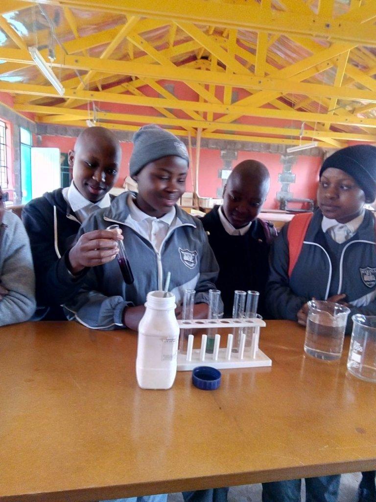 Sharing laboratory equipment