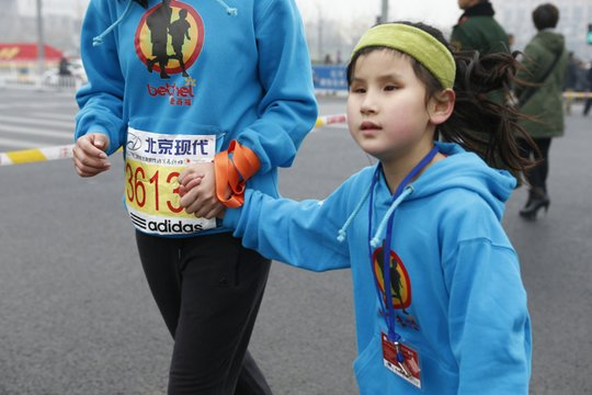 Running a Marathon for Bethel China