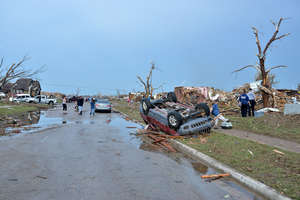 Moore, OK, May 20, 2013