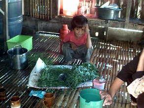 Food Sec for T'boli families Sarangani Phil's.