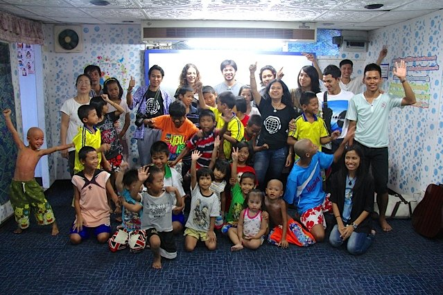 Bring hope to Thai kids in the Khlong Toey slum