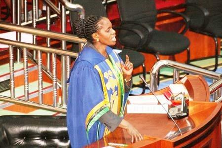 Anna Makinda - Speaker of National Assembly