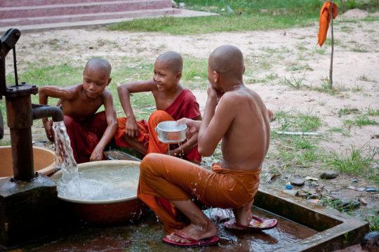 TF Health program focuses on providing clean water