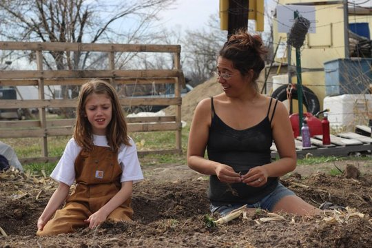Get your hands dirty at Solar Warrior Farm!