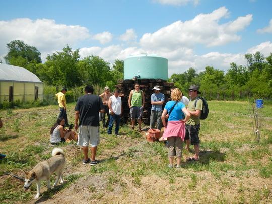 Solar Water Pump Training