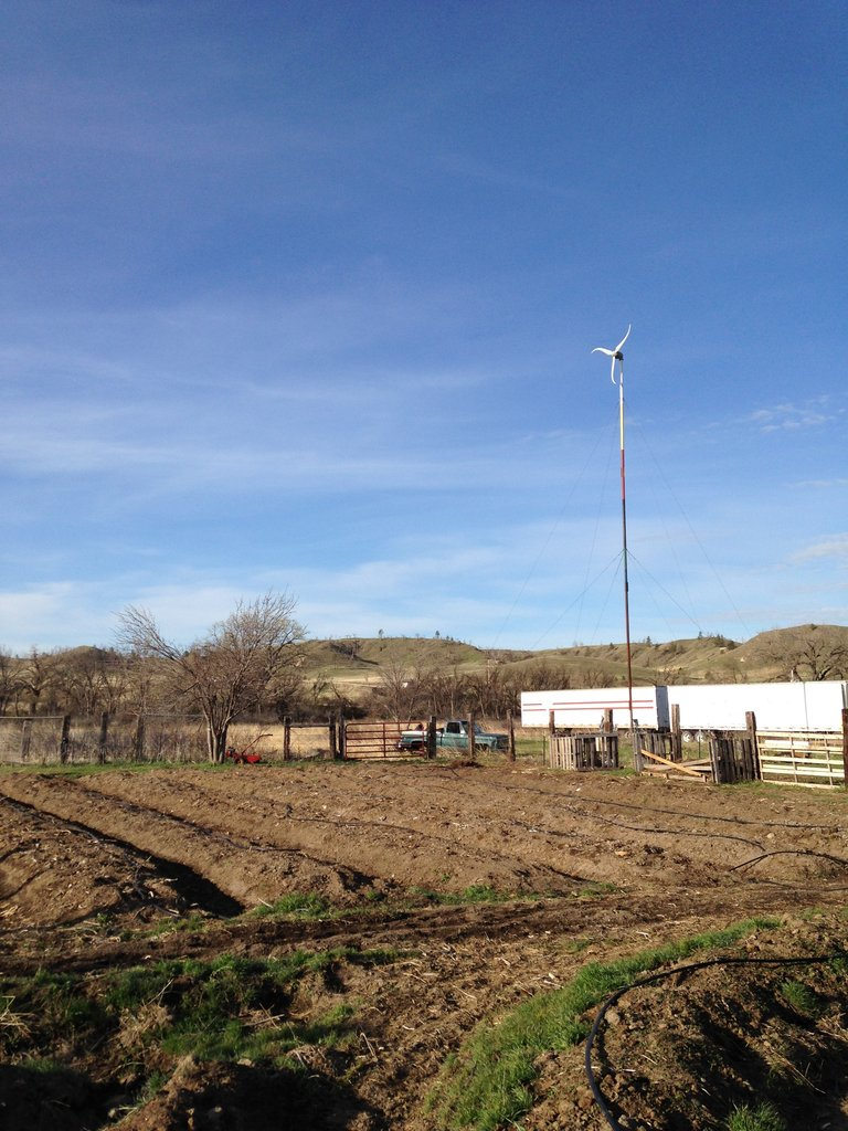 Solar Warrior Farm - May 2014