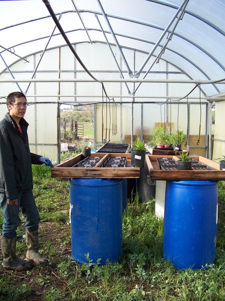 Support Organic Farming for Native Americans