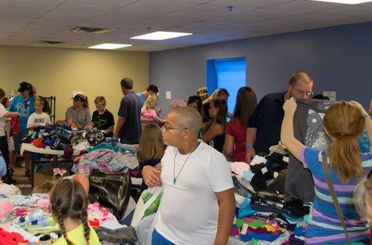 KIDS Oklahoma Relief Efforts - 1