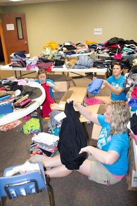 KIDS Oklahoma Relief Efforts - 2