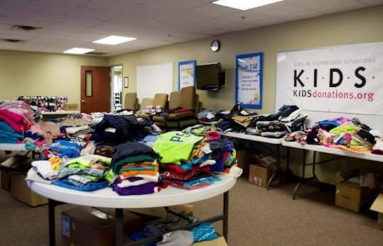 Oklahoma Relief Efforts - Main