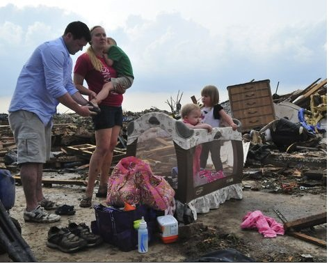 K.I.D.S. Oklahoma Relief Efforts