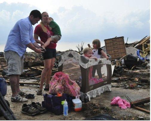K.I.D.S. Oklahoma Relief Efforts