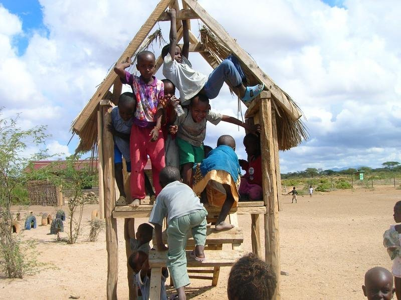 Educate Indigenous Children in Kenya
