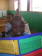 Students Receive English Learning Materials