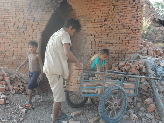 Empower Child Labourers in Need through Education