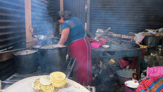 Daily Life in Chajul