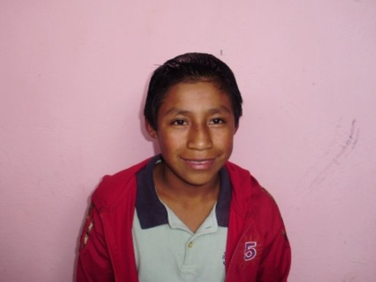 David, when he was just starting with our program